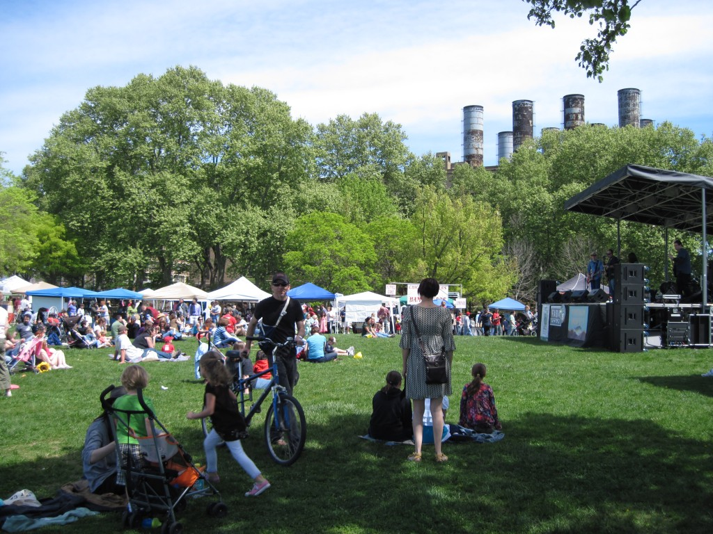 Street Fairs and Neighborhood Festivals