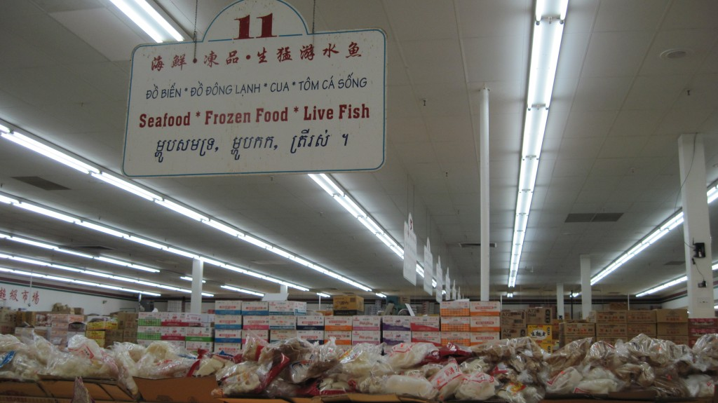 Make a Meal with Finds from the Asian Supermarket