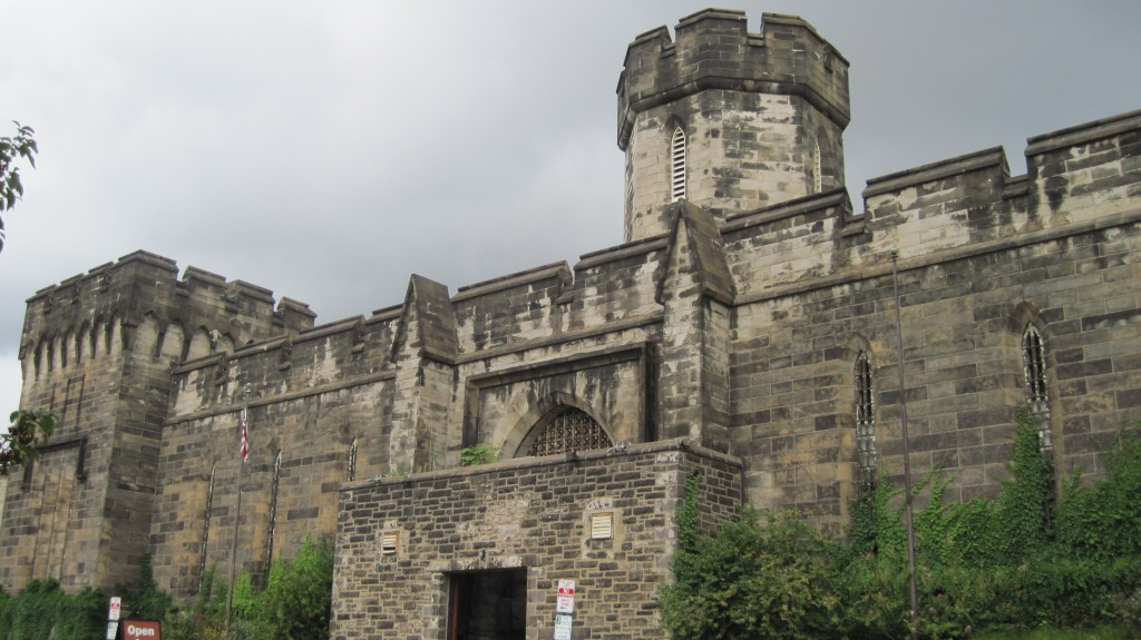 Get Coffee, Get Creepy, at Eastern State Penitentiary